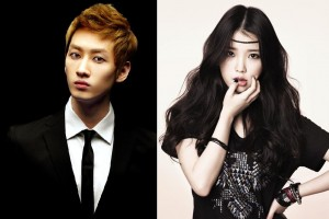 Posible romance entre IU y Eunhyuk de Super Junior 2012