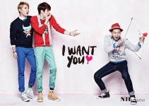 "Fotos: JYJ presenta colección primavera 2013 ""I Want You""de ""NII"""