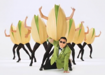 PSY realiza comercial para Wonderful Pistachios