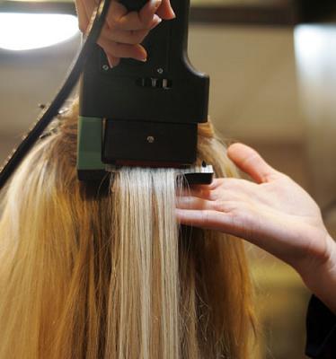 Extensiones Great Lenghts para el cabello