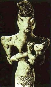 Según los registros sumerios Enki - Satan fue el verdadero creador y libertador de la humanidad