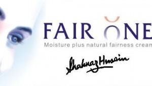 """Crema de la India """"Fair One"""" para alcarar la piel del rostro,cuello y brazos"""