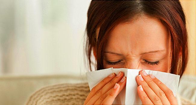 Como prevenir y curar las alergias en casa