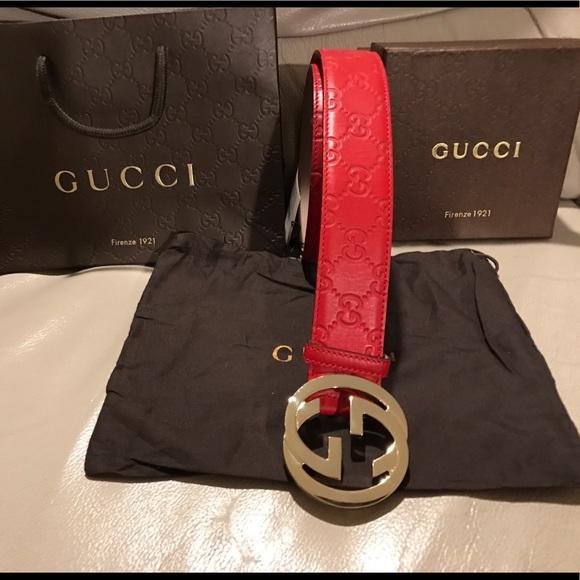 Boutique en ligne 8312b 85211 Correas: Como saber si un cinturón Gucci es original o falso ...