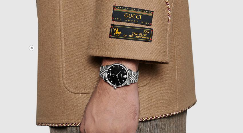 Como saber si un reloj Gucci es original o falsificado