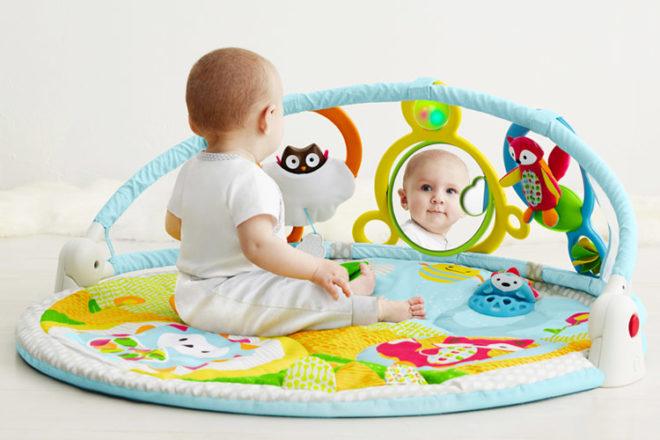 Gimnasio para bebé: Lo que hay que saber