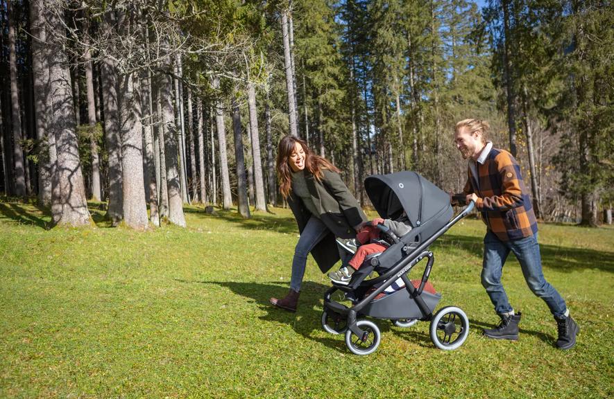 Carritos de bebé: como elegir los mejores y mas seguros